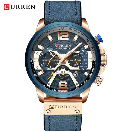 CURREN Chronograph # 8329