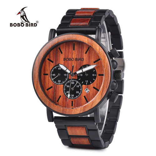BOBO BIRD Chronograph P09-1