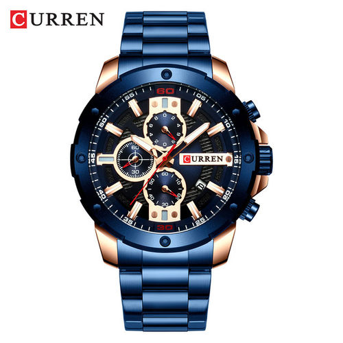 CURREN Chronograph # 8336
